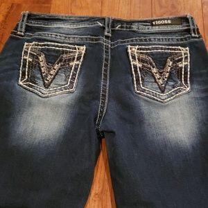 Vigoss Jeans, Size 10